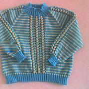 棒针编织毛衣教程