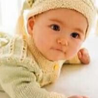 婴儿棒针编织连体衣套装视频教程