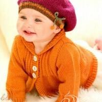 0-3岁婴幼儿毛衣款式
