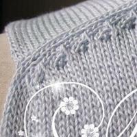 织毛衣如何减针 编织人生教你漂亮的小燕子减针方法
