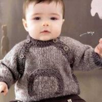 简单实用的婴儿宝宝毛衣款式精选