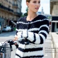 2015年法国克林,早春女士毛衣款式欣赏