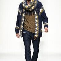 复古风再起 浓烈民族风范的男士毛衣