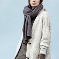 《Jalouse》法国女装时尚杂志的毛衣搭配秀