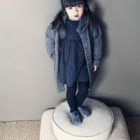 儿童毛衣也刮复古风 帅气的儿童毛衣款式