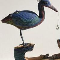 美国串珠艺术家Jan Huling的绝美串珠编织作品