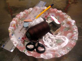 美式乡村兔布艺空调罩DIY过程