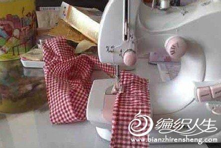 DIY手工制作 漂亮的泡芙坐垫