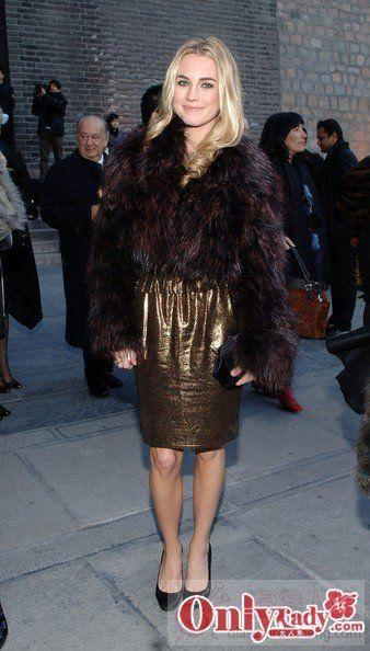 全球6大亿万富家女着装品味