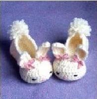 可爱兔兔鞋翻译 有0-6个月和12-18个月两个版本