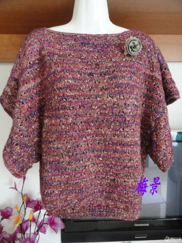 女士毛衣款式图解-编织人生