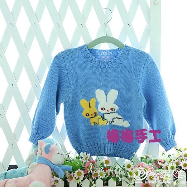 15款原创毛线编织的原版新款儿童毛衣 都有图解