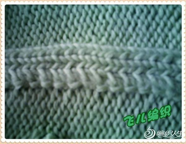 毛线编织儿童披肩款式图解 3-6岁左右宝宝披肩