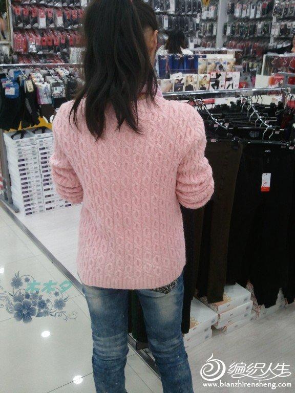 木木夕---女生套头衫