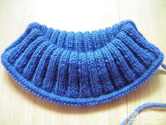 爱心毛衣手工编织适合8岁左右儿童毛衣花样款式图解教程