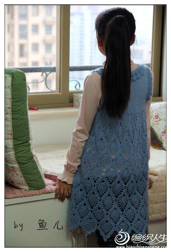 儿童毛衣花样图解-编织