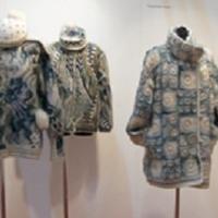 世界手工新闻 伦敦的针织和刺绣展