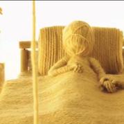 最有爱的毛线《moving on》用毛线制作的逐帧动画感动无数网友