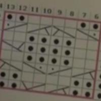 如何看麻花编织图解 棒针基础视频之国外翻译视频