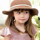韩版女宝宝飞袖棒针蕾丝衫--编织人生视频学堂