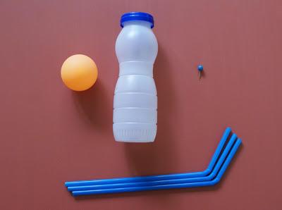 亲子趣味小手工:空瓶子改造成小飞机