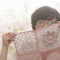发挥想像尽展一种毯子的多种可能性 钩编毯子教程