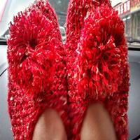 时尚简单软拖鞋U乐娱乐youle88教程 美丽无底线 放松你的双脚