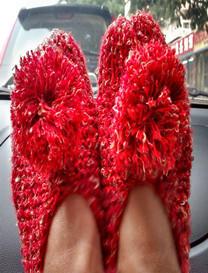 时尚简单软拖鞋奔驰娱乐 美丽无底线 放松你的双脚