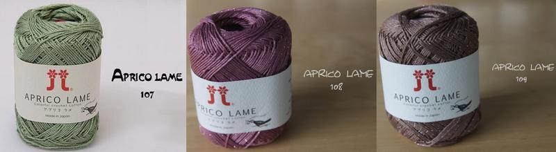 APRICO LAME夹丝长绒棉 HAMANAKA和麻纳卡系列进口品牌毛线