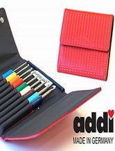 德国addi钩针介绍及其针号针径对照表