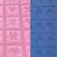 2款编织毯儿童毯图解翻译教程 甜心与海豚