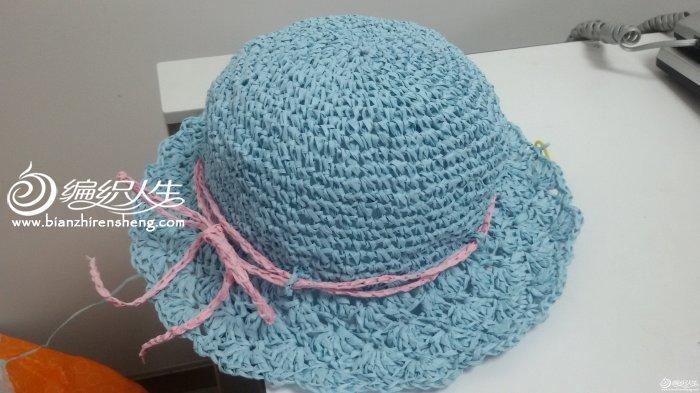 棉草夏凉帽