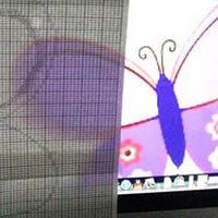 制作大型图解的方法 棒针技巧教程