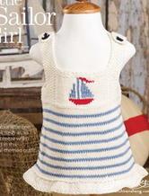 1-3岁吊带式背心裙 2014欧美棒针编织童装