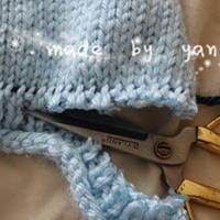 毛衣织小织错剪断重织的技巧教程