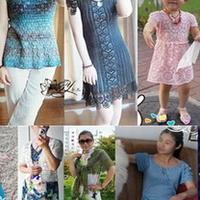 2014年夏季最热门的编织款式精选(八)