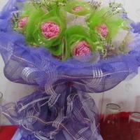 17款立体玫瑰的钩织法 永不凋谢的玫瑰花