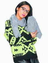 台湾女星林依晨私下兴趣是打毛线