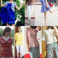 2014年夏季热门的编织款式精选(十)