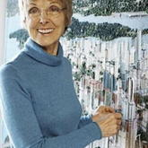 78岁艺术家花5千多小时精心织出温哥华
