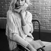国际时尚品牌2014秋冬女装 针织毛衣集