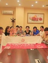 8月30日北京编织聚会 开学季与百家毯