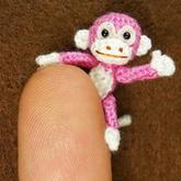 越南钩编达人 SuAmi微型钩针动物