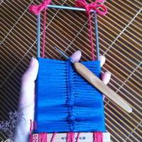 花叉编织器多股编织时小技巧