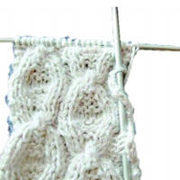 编织前的准备之编织小样