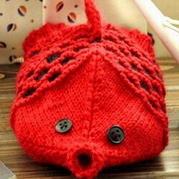 冬日居家创意之针织鼠标手套