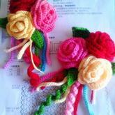 唯爱编织的新娘甜蜜编织婚礼用品