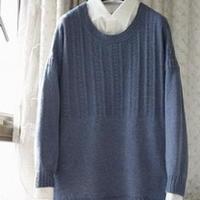 简单易织英奢侈品牌Burberry男款毛衣