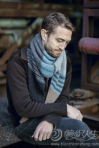 围巾爆款 15款经典男士围巾款式推荐