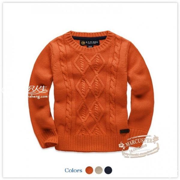 男童毛衣淘宝款